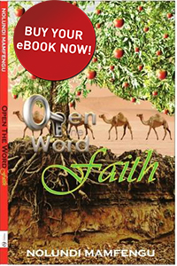 Open The Word Faith - E-Book